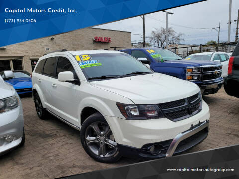 2015 Dodge Journey for sale at Capital Motors Credit, Inc. in Chicago IL