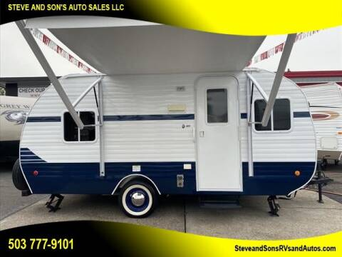 2018 Riverside RETRO 177 SE for sale at Steve & Sons Auto Sales in Happy Valley OR