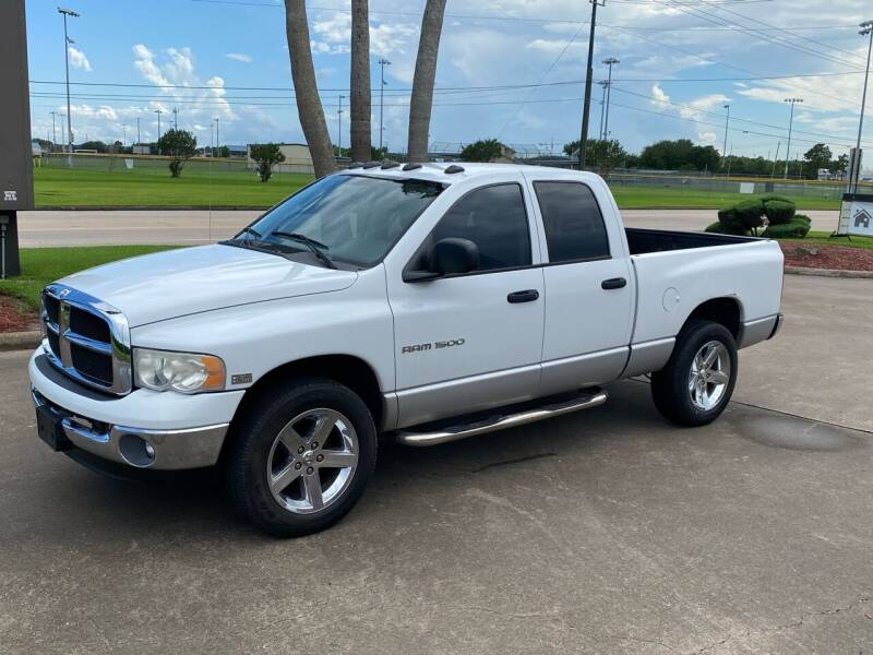 2004 Dodge Ram Pickup 1500 for sale at M A Affordable Motors in Baytown TX