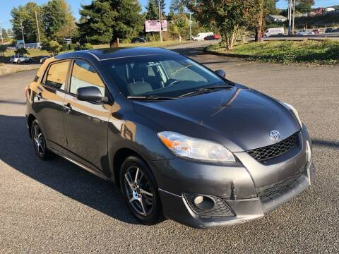 2010 Toyota Matrix for sale at South Tacoma Motors Inc in Tacoma WA