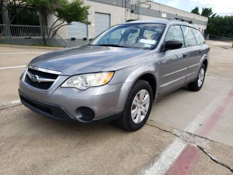 2009 Subaru Outback for sale at ZNM Motors in Irving TX