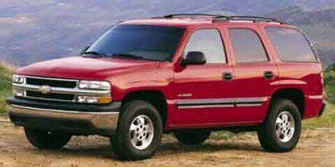 2001 Chevrolet Tahoe for sale at BEAMAN TOYOTA GMC BUICK in Nashville TN