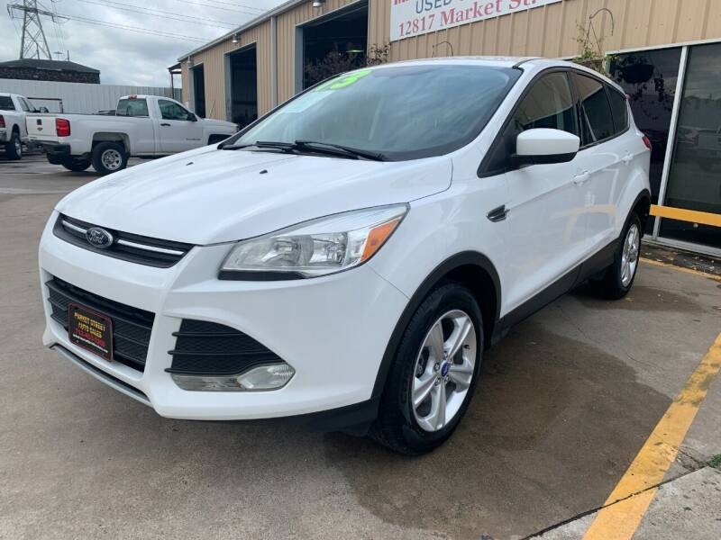 2013 Ford Escape for sale at Market Street Auto Sales INC in Houston TX