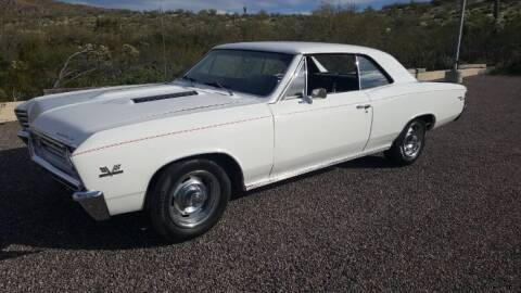 1967 Chevrolet Chevelle for sale at Classic Car Deals in Cadillac MI