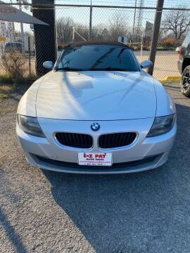 2007 BMW Z4 for sale at E-Z Pay Used Cars in McAlester OK