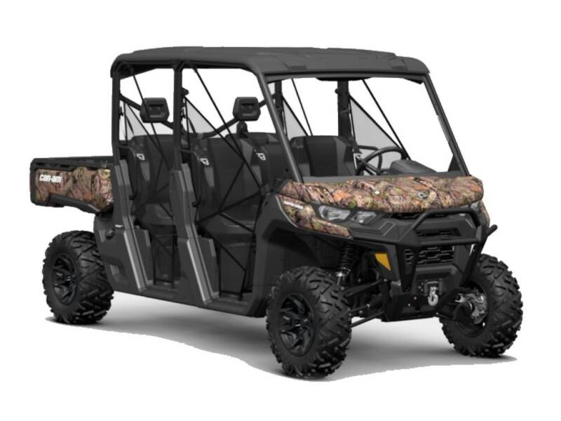 2021 Can-Am Defender MAX XT HD8 Mossy Oak  for sale at Lipscomb Powersports in Wichita Falls TX