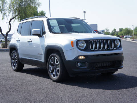 2018 Jeep Renegade for sale at CarFinancer.com in Peoria AZ
