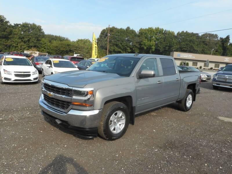 2017 Chevrolet Silverado 1500 for sale at Auto Center Elite Vehicles LLC in Spartanburg SC