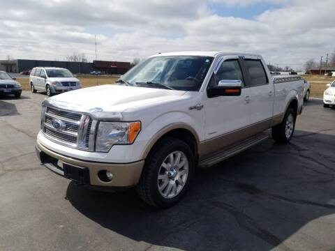 2012 Ford F-150 for sale at Larry Schaaf Auto Sales in Saint Marys OH