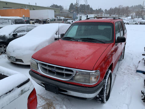 1998 Ford Explorer for sale at Highbid Auto Sales & Service in Arvada CO