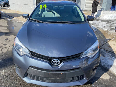2014 Toyota Corolla for sale at Choice Motor Group in Lawrence MA