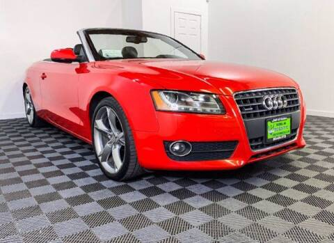 2012 Audi A5 for sale at Sunset Auto Wholesale in Tacoma WA
