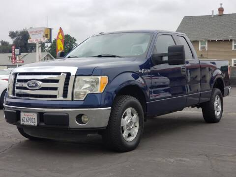 2011 Ford F-150 for sale at First Shift Auto in Ontario CA