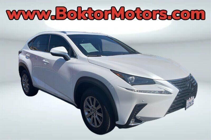 2019 Lexus NX 300 for sale at Boktor Motors in North Hollywood CA