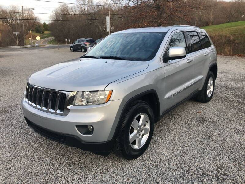 2011 Jeep Grand Cherokee for sale at R.A. Auto Sales in East Liverpool OH