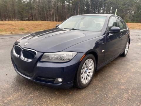 2009 BMW 3 Series for sale at El Camino Auto Sales in Sugar Hill GA
