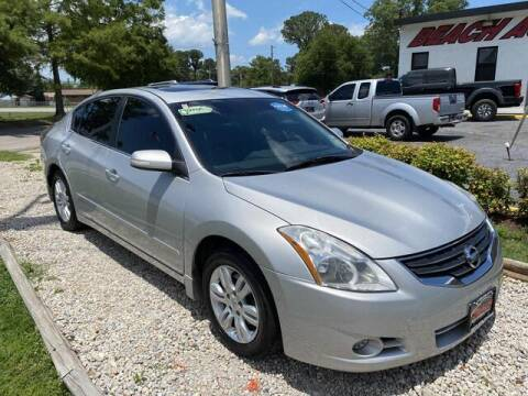 2010 Nissan Altima for sale at Beach Auto Brokers in Norfolk VA