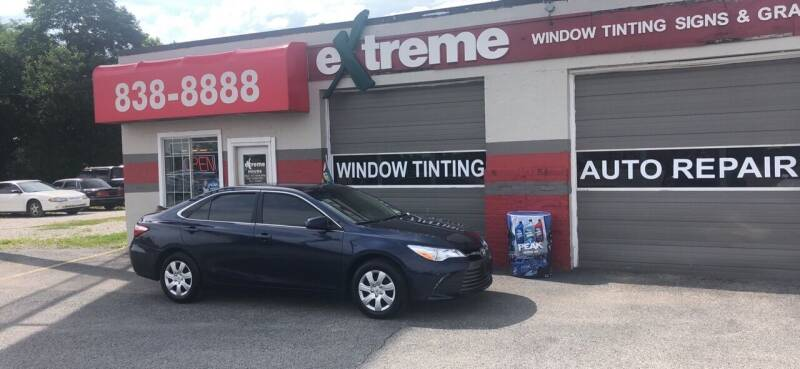 2016 Toyota Camry for sale at Extreme Auto Sales in Plainfield IN