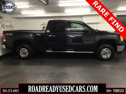 2009 GMC Sierra 2500HD for sale at Road Ready Used Cars in Ansonia CT