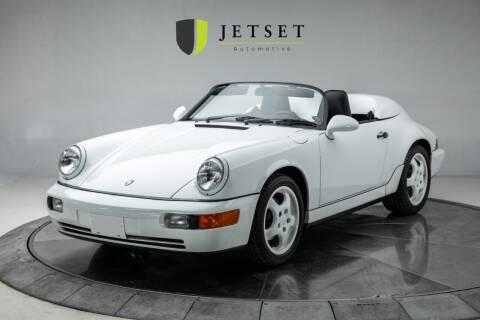 1994 Porsche 911 for sale at Jetset Automotive in Cedar Rapids IA