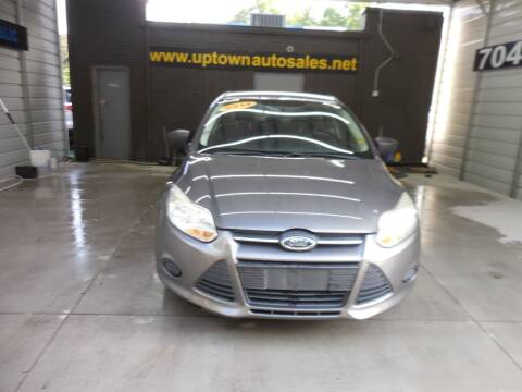 2014 Ford Focus for sale at Uptown Auto Sales in Charlotte NC