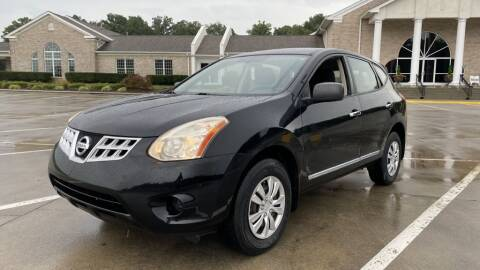 2012 Nissan Rogue for sale at 411 Trucks & Auto Sales Inc. in Maryville TN