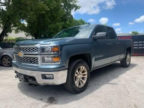 2014 Chevrolet Silverado 1500 for sale at Florida Automobile Outlet in Miami FL