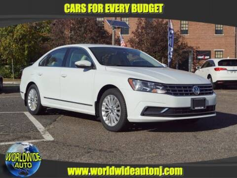 2017 Volkswagen Passat for sale at Worldwide Auto in Hamilton NJ