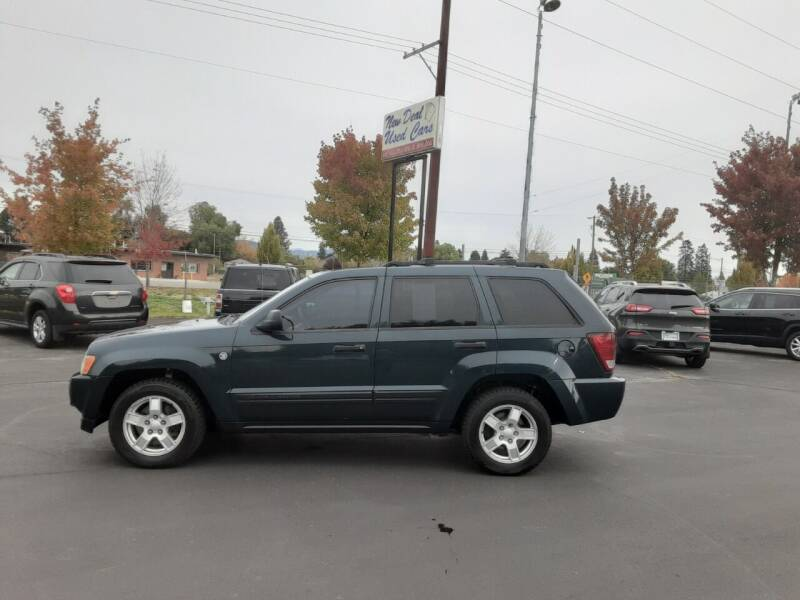 2005 Jeep Grand Cherokee for sale at New Deal Used Cars in Spokane Valley WA