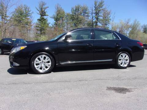 2012 Toyota Avalon for sale at Mark's Discount Truck & Auto Sales in Londonderry NH