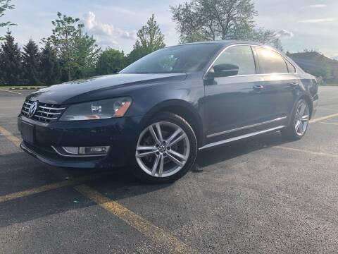 2014 Volkswagen Passat for sale at Car Stars in Elmhurst IL