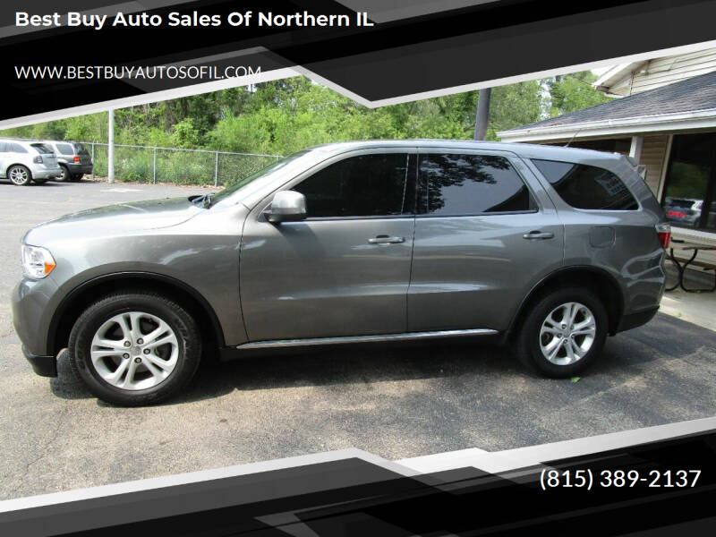 2011 Dodge Durango for sale at Best Buy Auto Sales of Northern IL in South Beloit IL