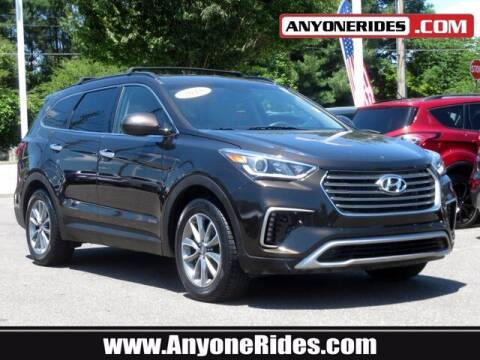 2018 Hyundai Santa Fe for sale at ANYONERIDES.COM in Kingsville MD