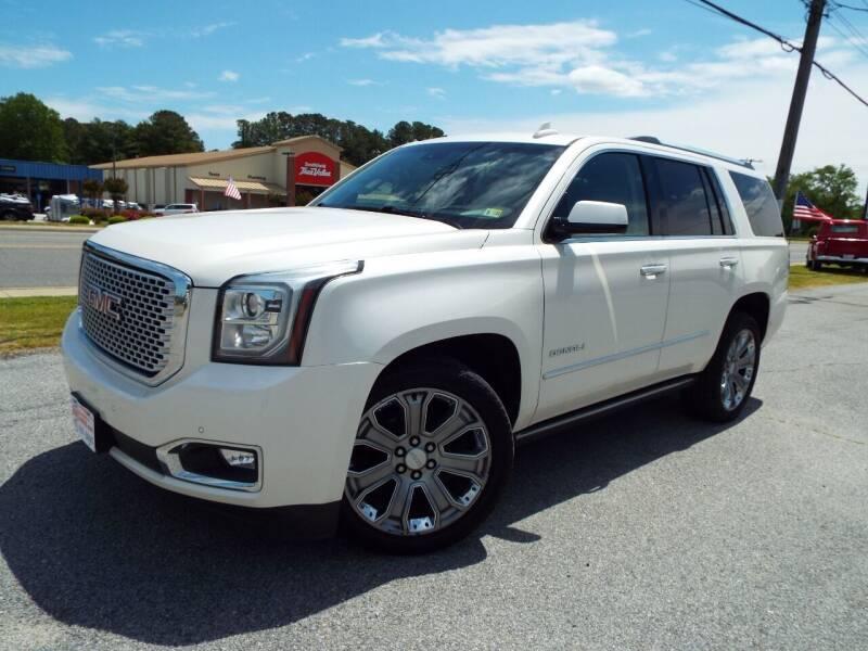 2015 GMC Yukon for sale at USA 1 Autos in Smithfield VA