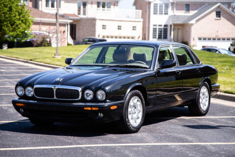 2001 Jaguar XJ-Series for sale at Siglers Auto Center in Skokie IL