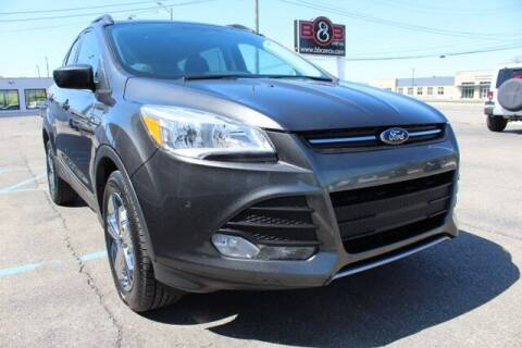 2016 Ford Escape for sale at B & B Car Co Inc. in Clinton Twp MI