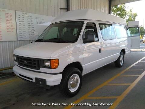 2005 Ford E-Series Cargo for sale at Vans Vans Vans INC in Blauvelt NY