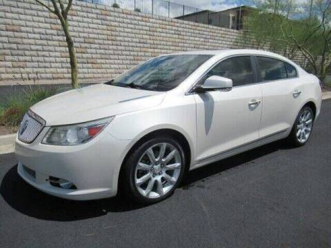 2012 Buick LaCrosse for sale at MyAutoJack.com @ Auto House in Tempe AZ