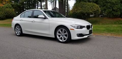 2015 BMW 3 Series for sale at Classic Motor Sports in Merrimack NH