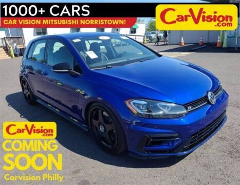 2018 Volkswagen Golf R for sale at Car Vision Buying Center in Norristown PA