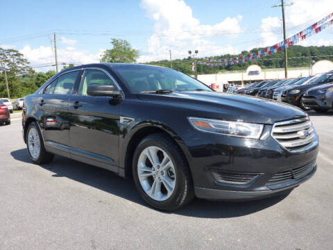 2018 Ford Taurus for sale at Viles Automotive in Knoxville TN