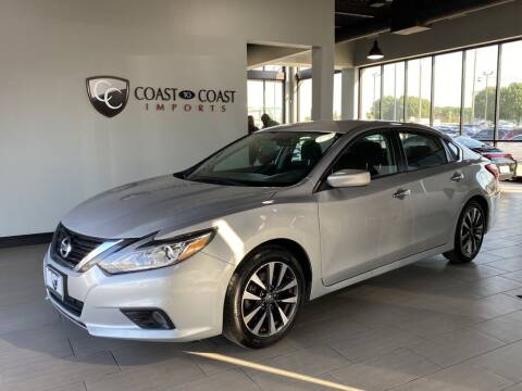 2017 Nissan Altima for sale at Coast to Coast Imports in Fishers IN