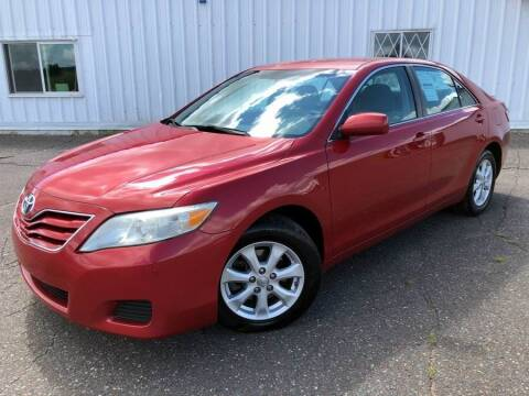 2011 Toyota Camry for sale at STATELINE CHEVROLET BUICK GMC in Iron River MI