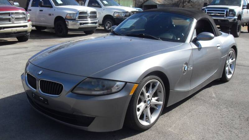 2008 BMW Z4 for sale at 277 Motors in Hawley TX