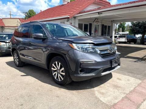 2020 Honda Pilot for sale at ELITE MOTOR CARS OF MIAMI in Miami FL