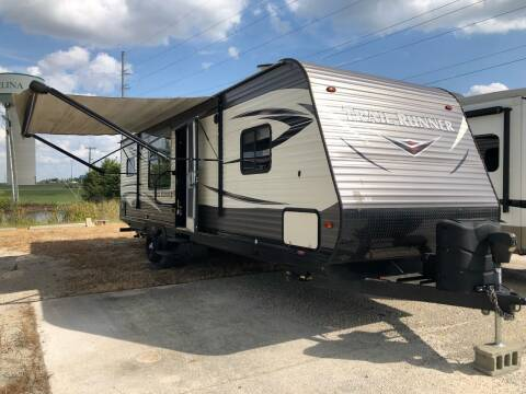 2018 Heartland Trail Runner for sale at Kill RV Service LLC in Celina OH