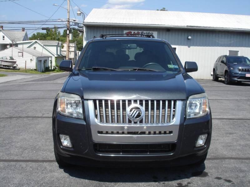 2009 Mercury Mariner for sale at Pete's Bridge Street Motors in New Cumberland PA