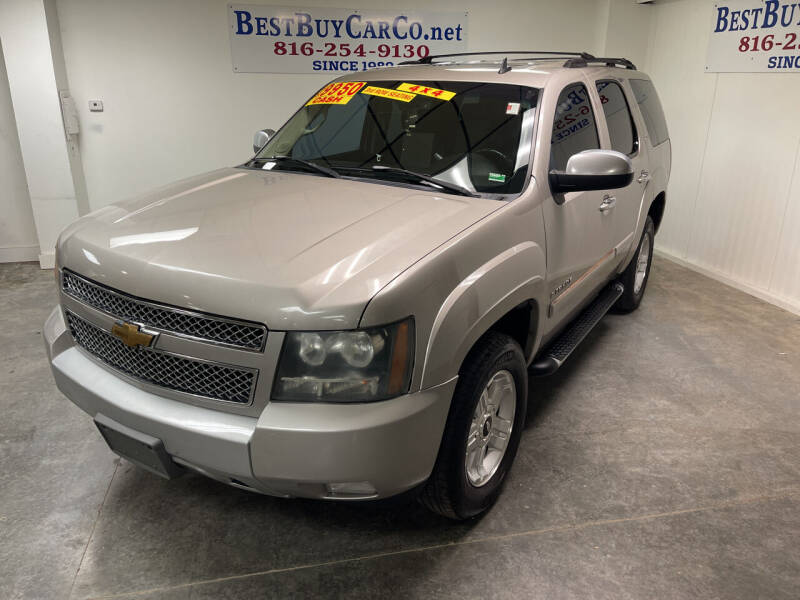2007 Chevrolet Tahoe for sale at Best Buy Car Co in Independence MO