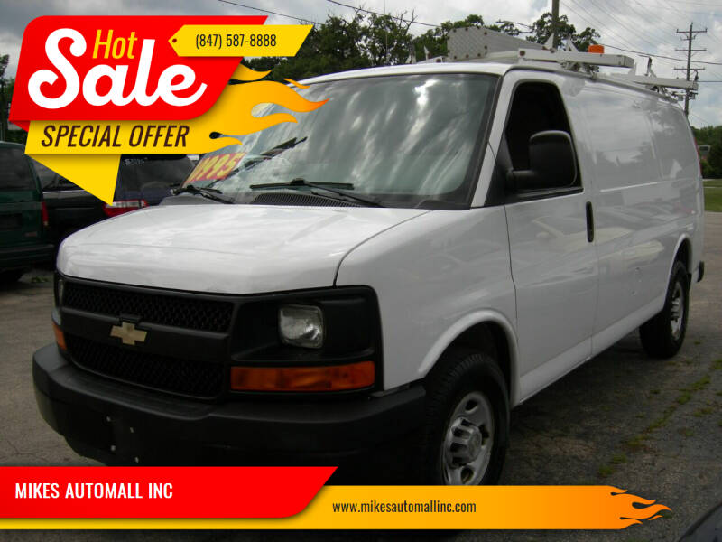 2011 Chevrolet Express Cargo for sale at MIKES AUTOMALL INC in Ingleside IL