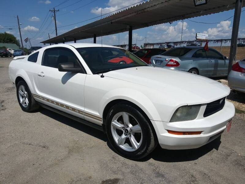 2006 Ford Mustang for sale at South Point Auto Sales in Buda TX